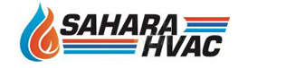 Sahara Heating & Cooling Logo